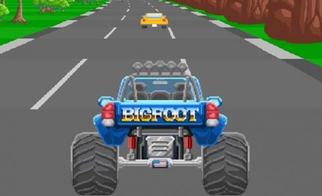 Žaidimas berniukams Turbo lenktynės - Y8