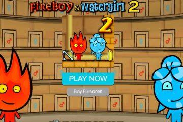 Ugnis ir Vanduo: Ugnius ir Vandenė 2 dviems