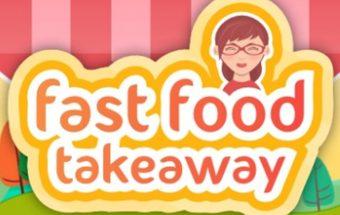 Greito maisto pristatymo žaidimas