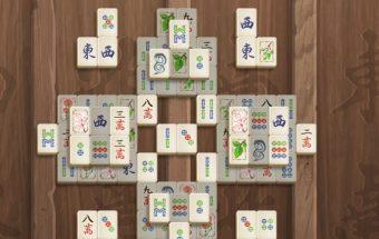 Klasikinis mahjong, žaidimai mahjong