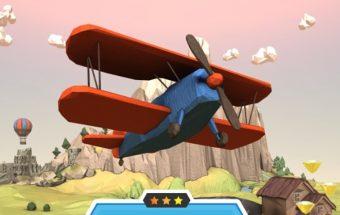 Lektuvo skrydis - ultralight lėktuvo pilotavimas - žaidimai