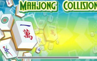 Mahjong susidūrimas, loginis žaidimas, Y8