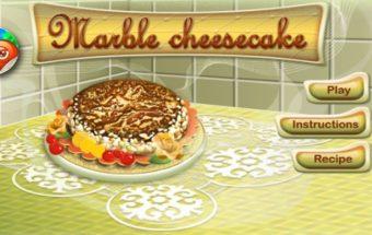Sūrio tortas, žaidimas mergaitėms - Y8