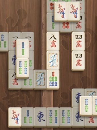 Mahjong kortelės, loginis žaidimas Y8