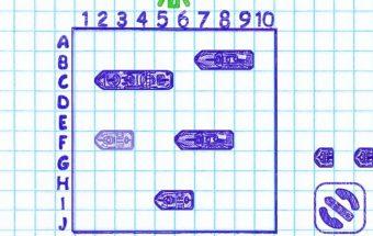 Laivų mūšis žaidimas dviems