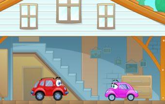 Mašinytė 3 - Wheely žaidimai