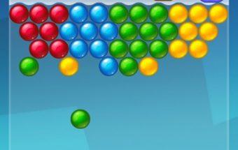 Burbuliukai Saga internete šaudyklė - Y8