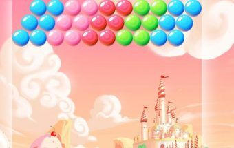 Burbulų šaudyklė - burbuliukai saldainiai