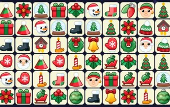 Kalėdinis žaidimas - Kalėdų Ma Džongas