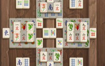 mahjong klasikinis žaidimas