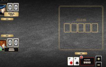 pokerio žaidimas - pokeristai