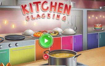 Virtuvės šefė, žaidimai mergaitėms