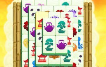 mahjong - loginis žaidimas iš Y8