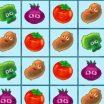 Daržvių sujungimai -loginis žaidimas