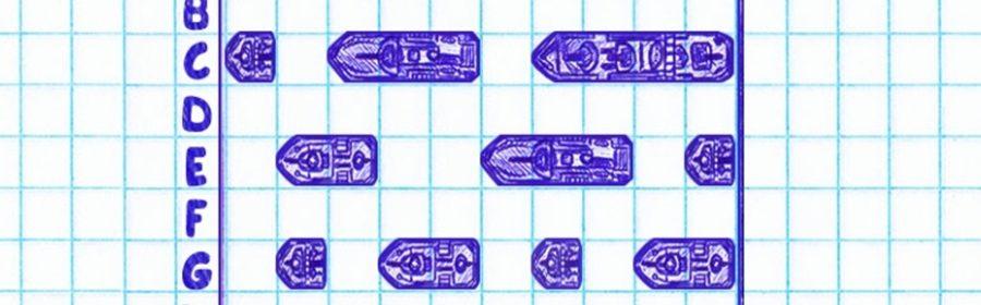 Žaidimas dviems - laivų mušis.