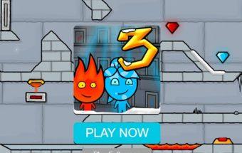 Ugnius ir Vandenė, 3 dalis žaidimo dviem.