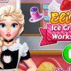Ledų gaminimas - Elza ir jos žaidimai.