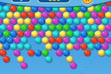Burbuliukų žaidimas