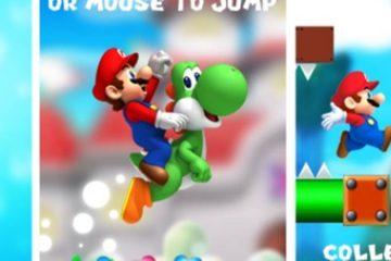 Super Mario nuotykiai